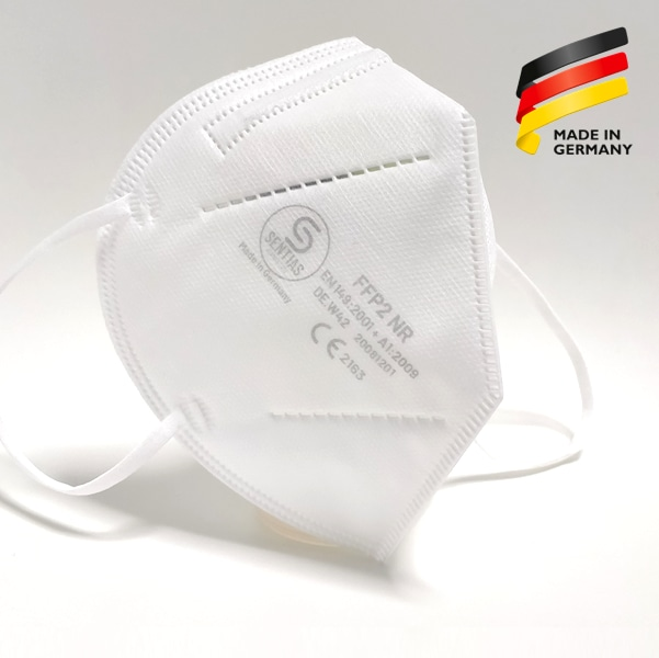 Sentias FFP2 Maske Made in Germany